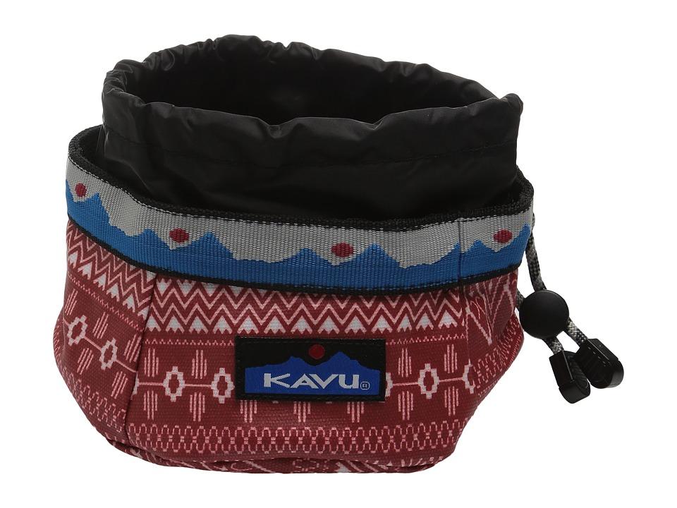 KAVU - Buddy Bowl (Sangria) Bags