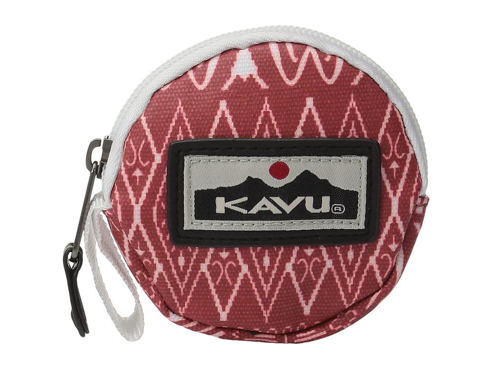 KAVU - Coinkydink (Sangria) Bags