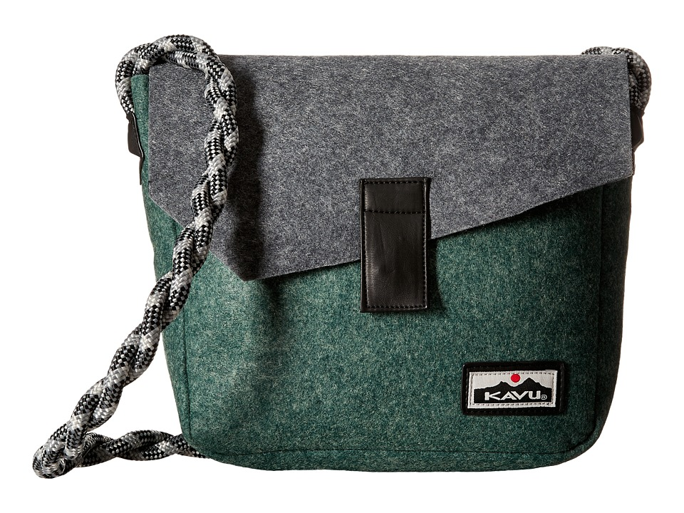 KAVU - Fernie (Forest) Bags