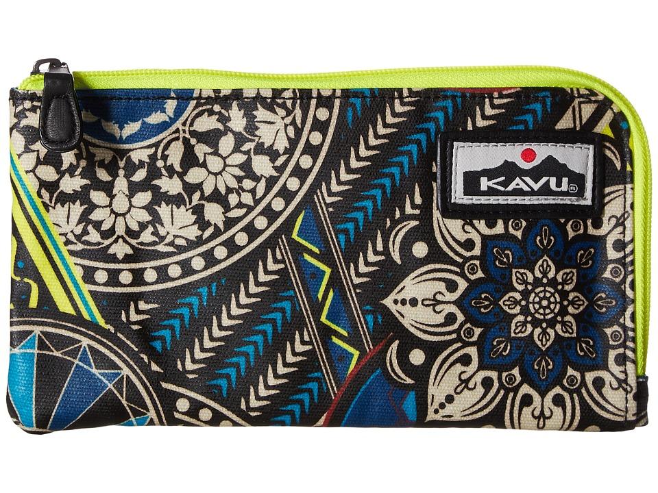 KAVU - Cammi Clutch (Hodgepodge) Clutch Handbags