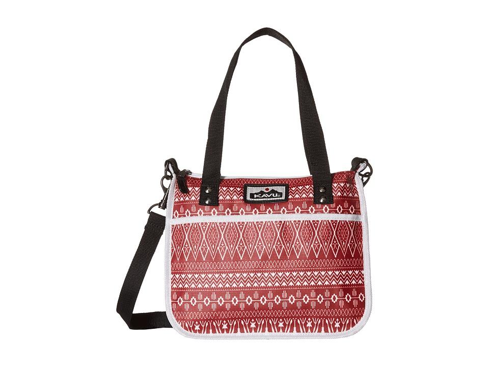KAVU - Pascale Purse (Sangria) Wallet Handbags