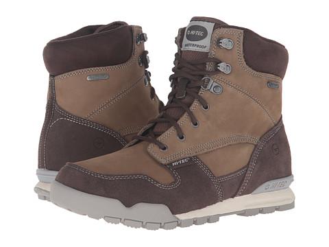 Hi-Tec Sierra Tarma I Waterproof - Brown/Cool Grey