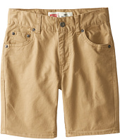 Levi's® Kids - 511 Twill Shorts (Big Kids)
