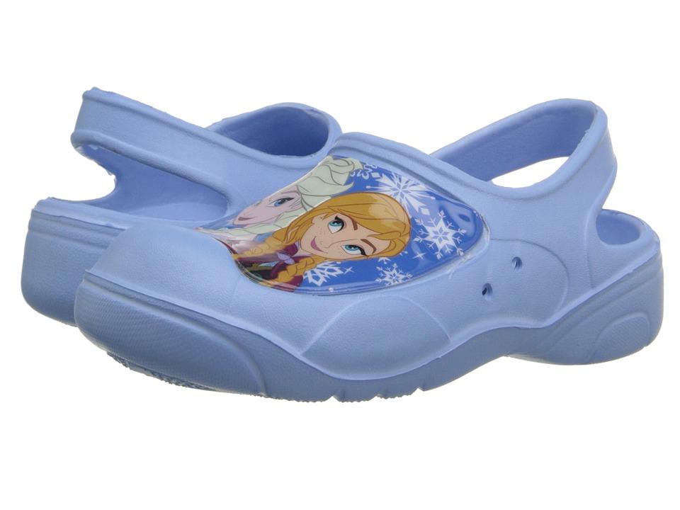 Josmo Kids Frozen Clog Toddler/Little Kid Blue Girls Shoes