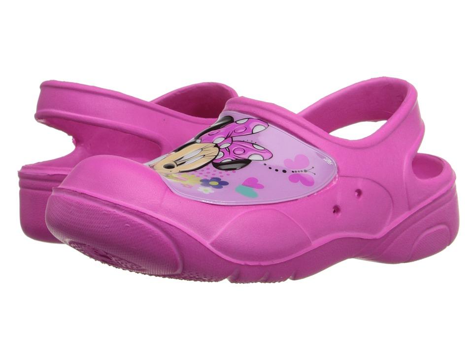 Josmo Kids Minnie Clog Toddler/Little Kid Fuchsia Girls Shoes