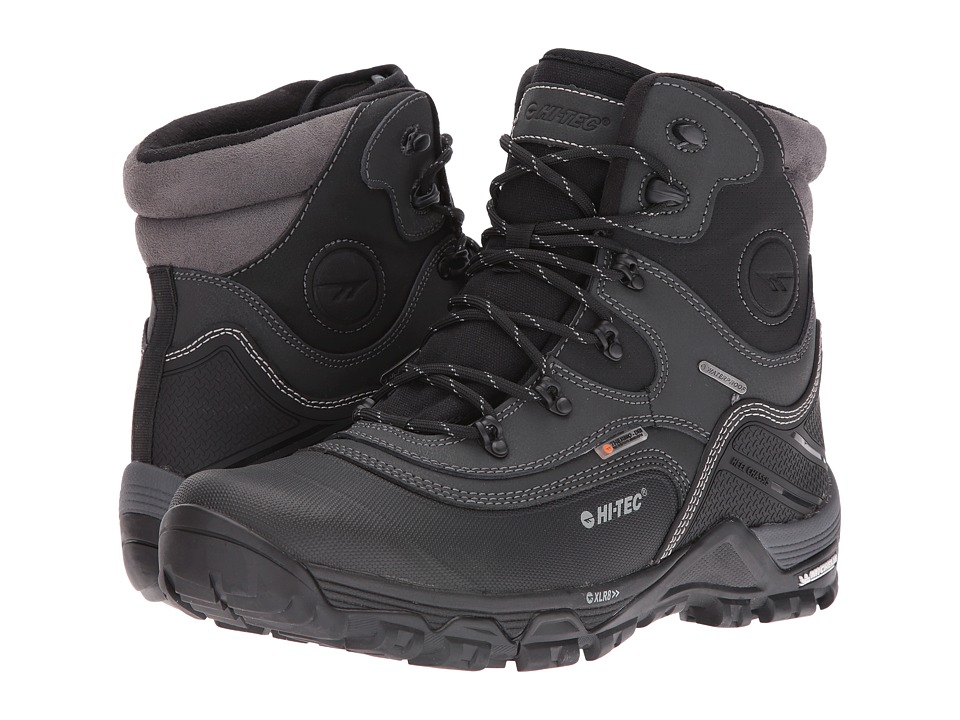 Hi-Tec Trail OX Winter 200 I Waterproof (Black/Charcoal) Men