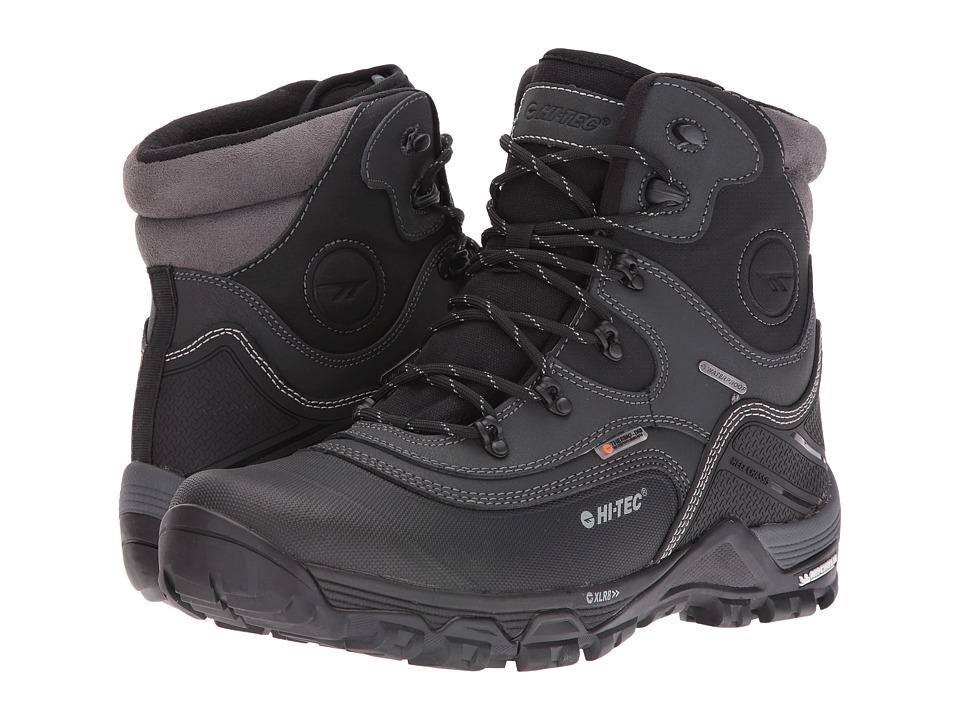Hi-Tec Trail OX Winter 200 I Waterproof (Black/Charcoal) Men