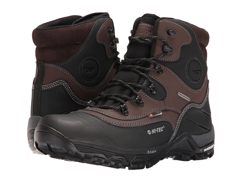 Hi-Tec Trail OX Winter 200 I Waterproof (Chocolate/Black) Men