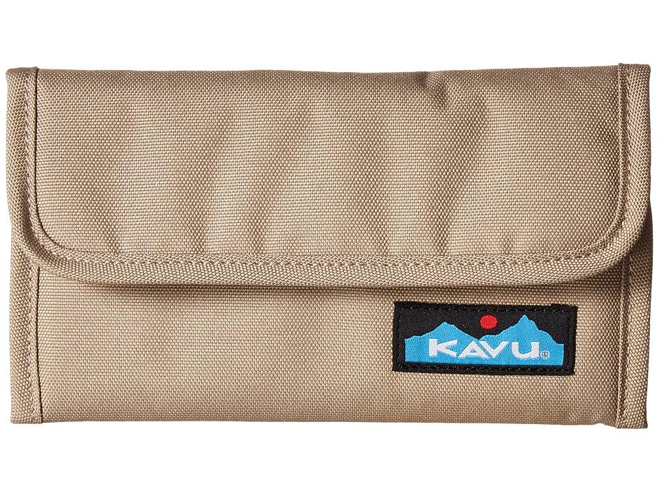 KAVU - Mondo Spender (Taupe) Bags