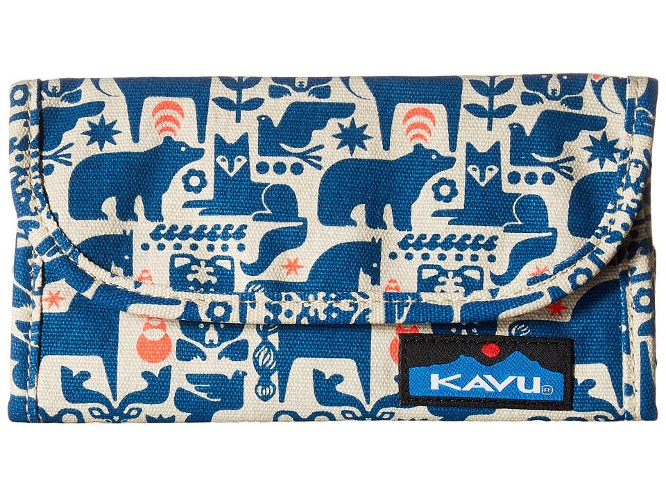 KAVU - Big Spender (Fable) Wallet Handbags
