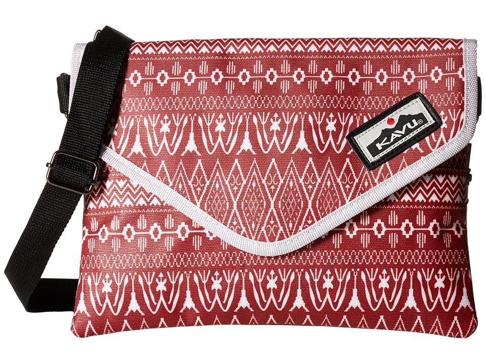 KAVU - Eloise (Sangria) Bags