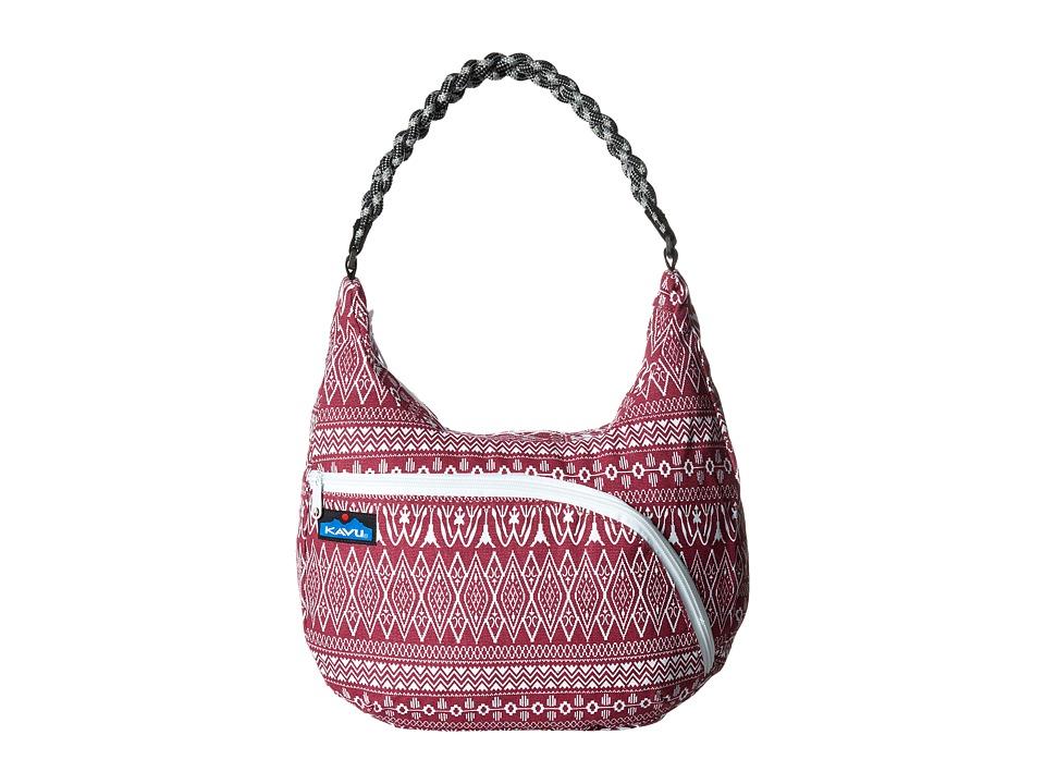 KAVU - Boom Bag (Sangria) Bags