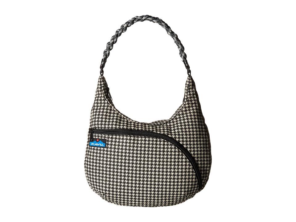 KAVU - Boom Bag (Houndstooth) Bags