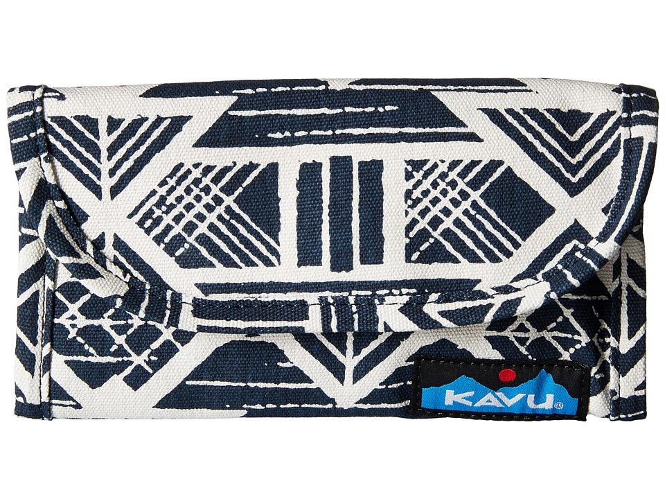 KAVU - Big Spender (Arctic Tribal) Wallet Handbags