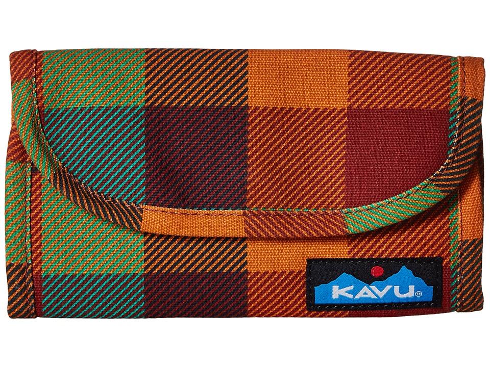 KAVU - Big Spender (Check It) Wallet Handbags
