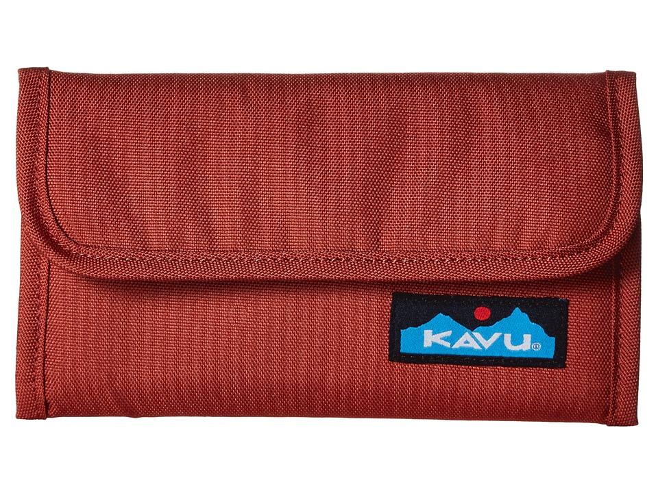 KAVU - Mondo Spender (Brick) Bags