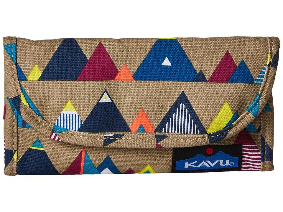 KAVU - Big Spender (Range) Wallet Handbags