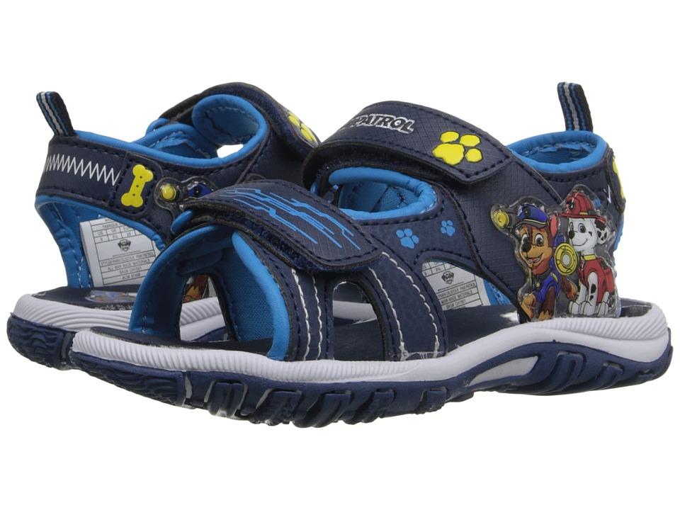 Josmo Kids Paw Patrol Sandal Toddler/Little Kid Navy/Blue Boys Shoes