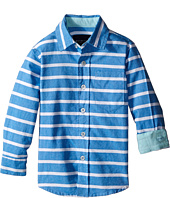Toobydoo - Long Sleeve Dress Shirt (Toddler/Little Kids/Big Kids)
