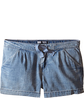 Levi's® Kids - Lightweight Woven Shorty Shorts (Big Kids)