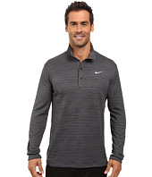 Nike Golf - Tiger Woods Heather Long Sleeve Polo