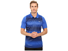 Nike Golf Tiger Woods Vl Max Sphere Stripe Polo (Game Royal/Midnight Navy/Reflective Silver)