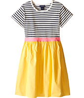 Toobydoo - Short Sleeve Tulle Twirl Dress (Toddler/Little Kids/Big Kids)