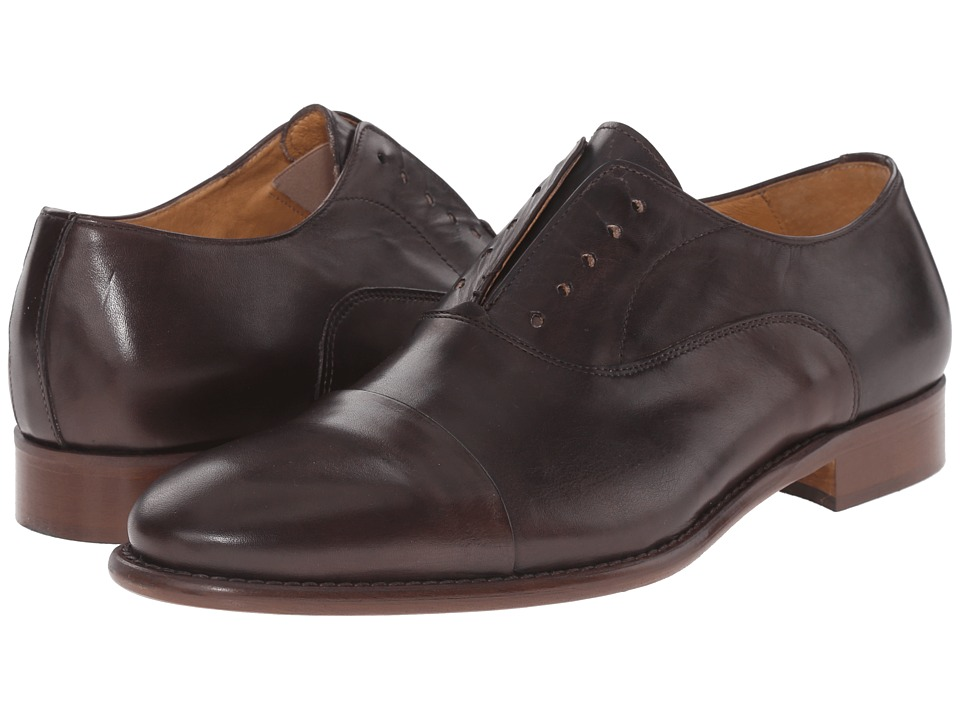 Kenneth Cole New York Beep ER Dark Brown Mens Shoes