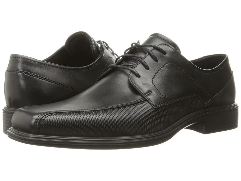 ECCO Johannesburg Tie (Black) Men