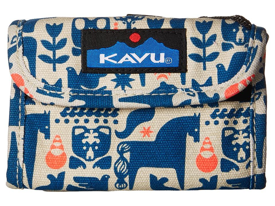 KAVU - Wally Wallet (Fable) Handbags