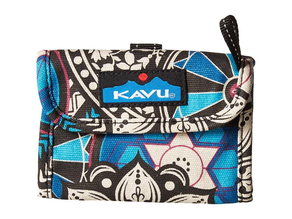 KAVU - Wally Wallet (Hodgepodge) Handbags