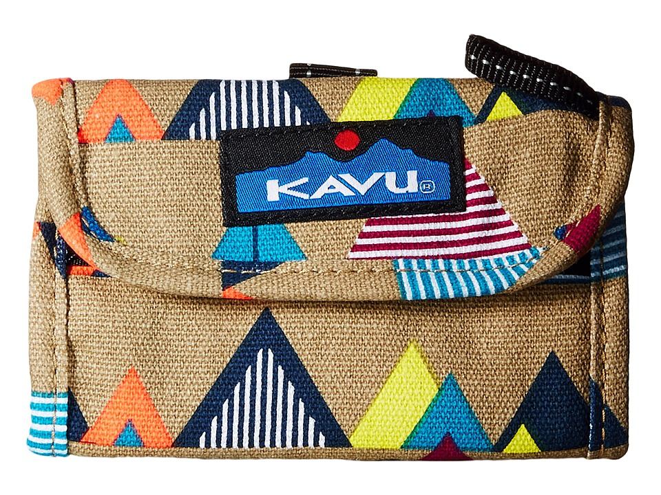 KAVU - Wally Wallet (Range) Handbags