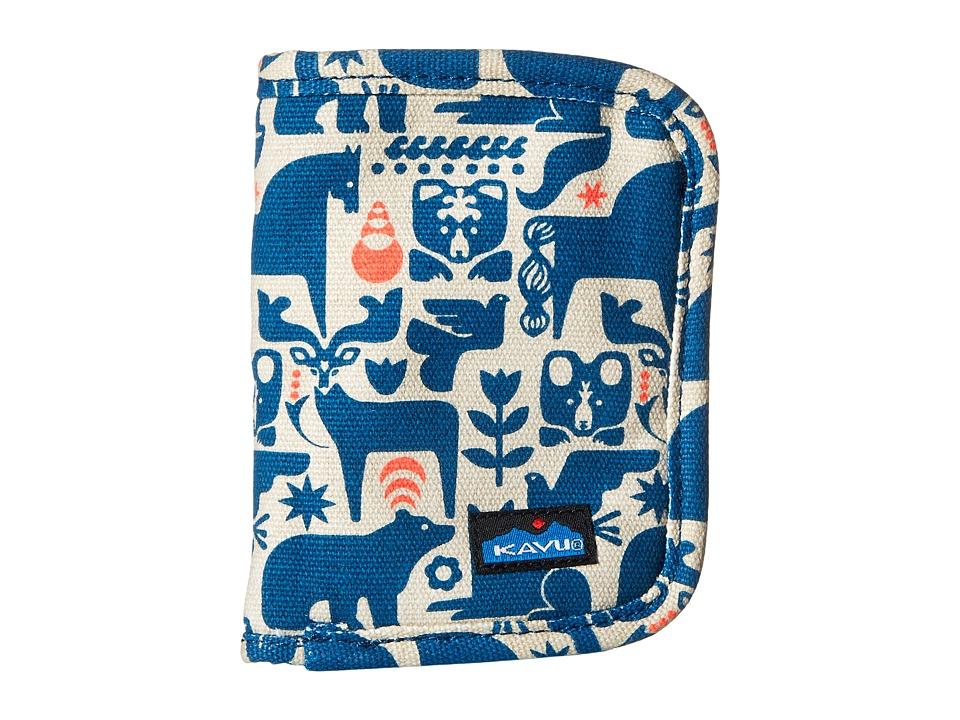 KAVU - Zippy Wallet (Fable) Bags