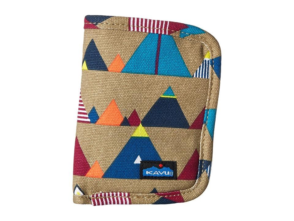 KAVU - Zippy Wallet (Range) Bags