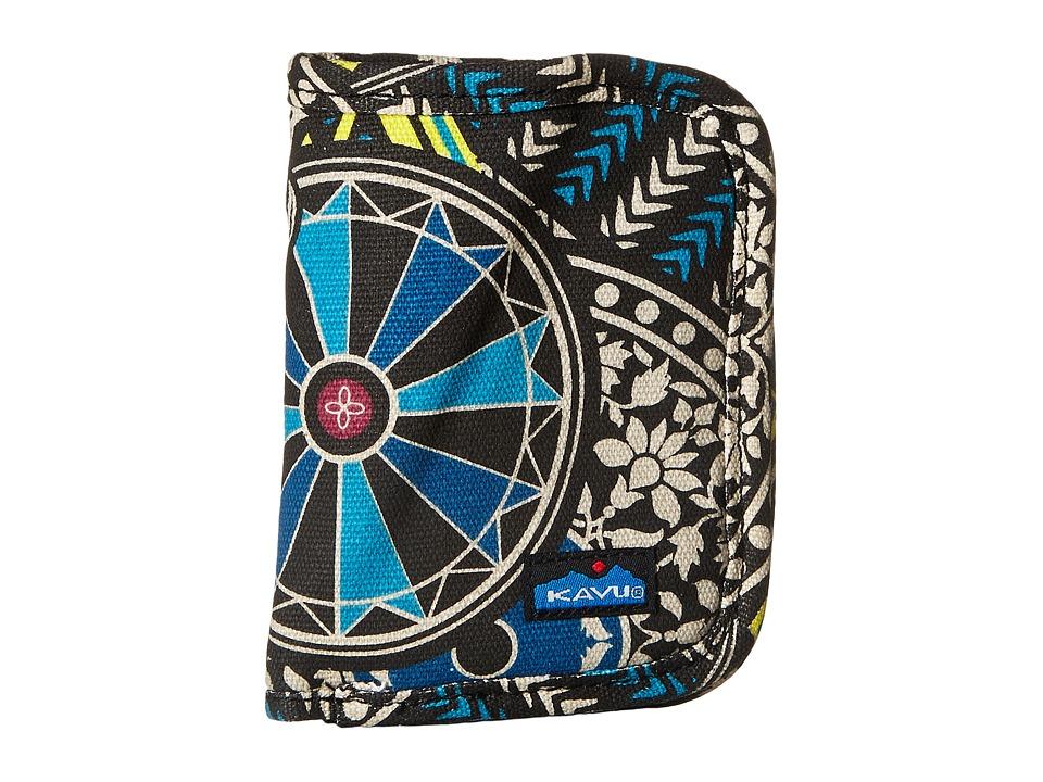 KAVU - Zippy Wallet (Hodgepodge) Bags