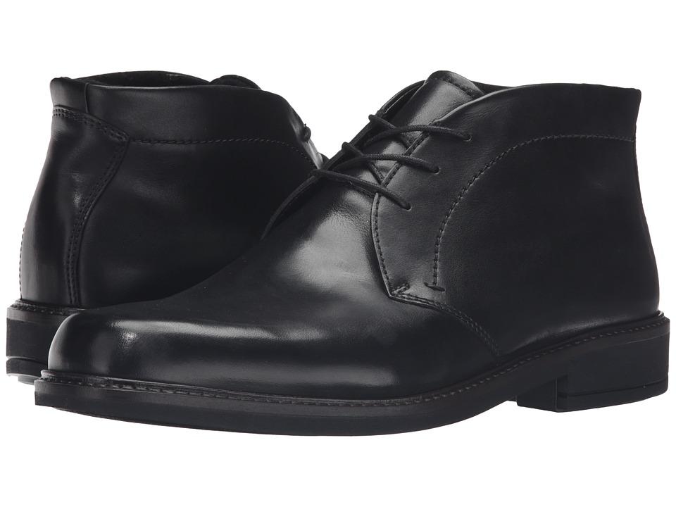 ECCO - Holton Boot (Black) Men
