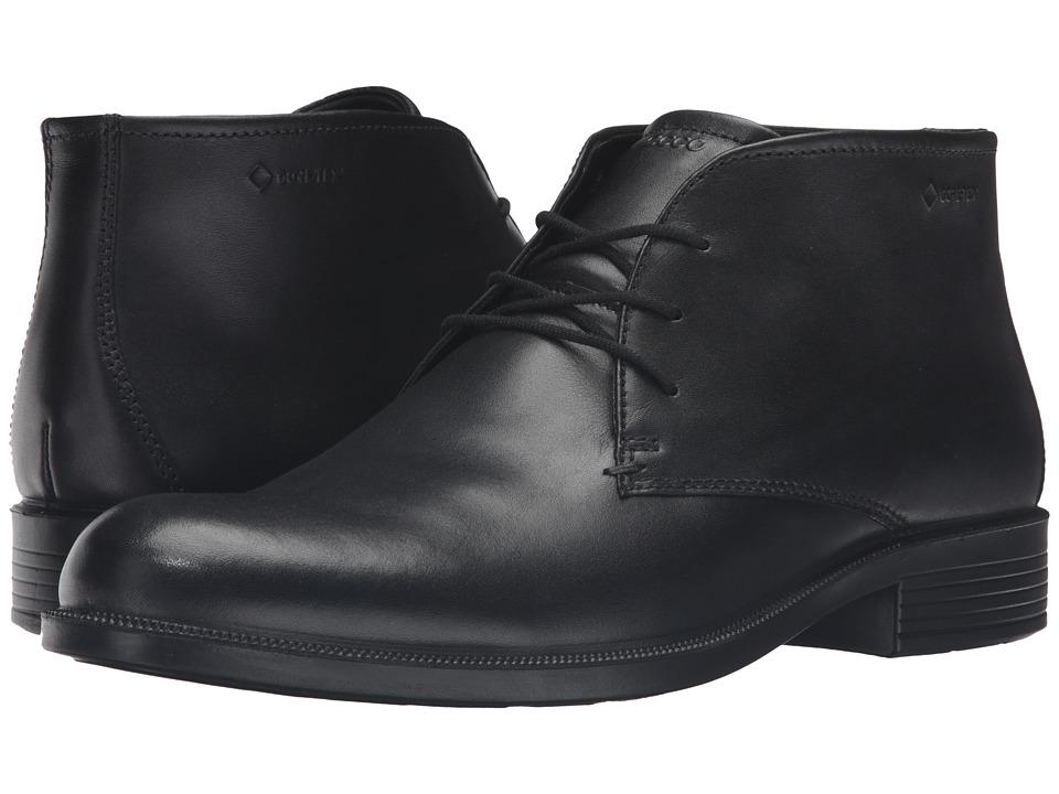 ECCO - Harold GTX Boot (Black) Men