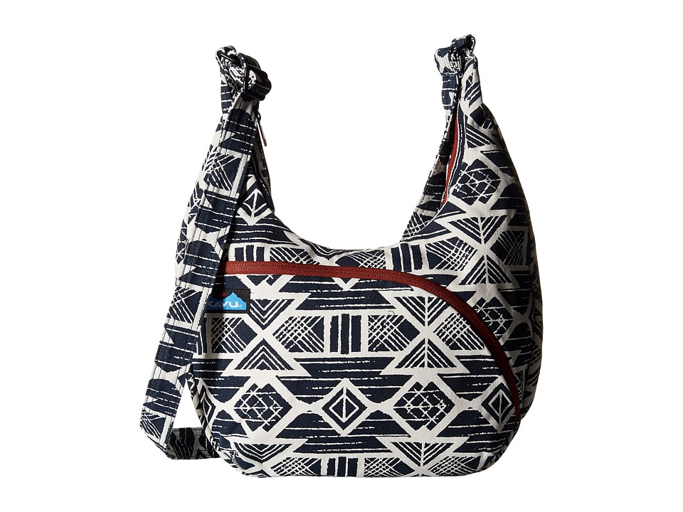 KAVU - Sydney Satchel (Arctic Tribal) Satchel Handbags
