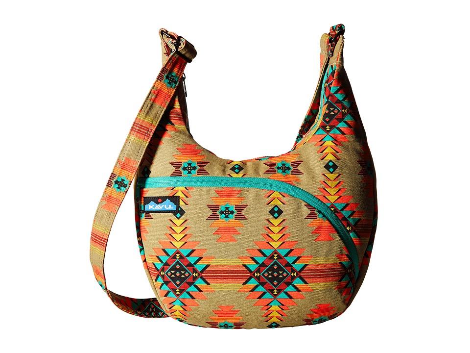 KAVU - Sydney Satchel (Mojave Dunes) Satchel Handbags