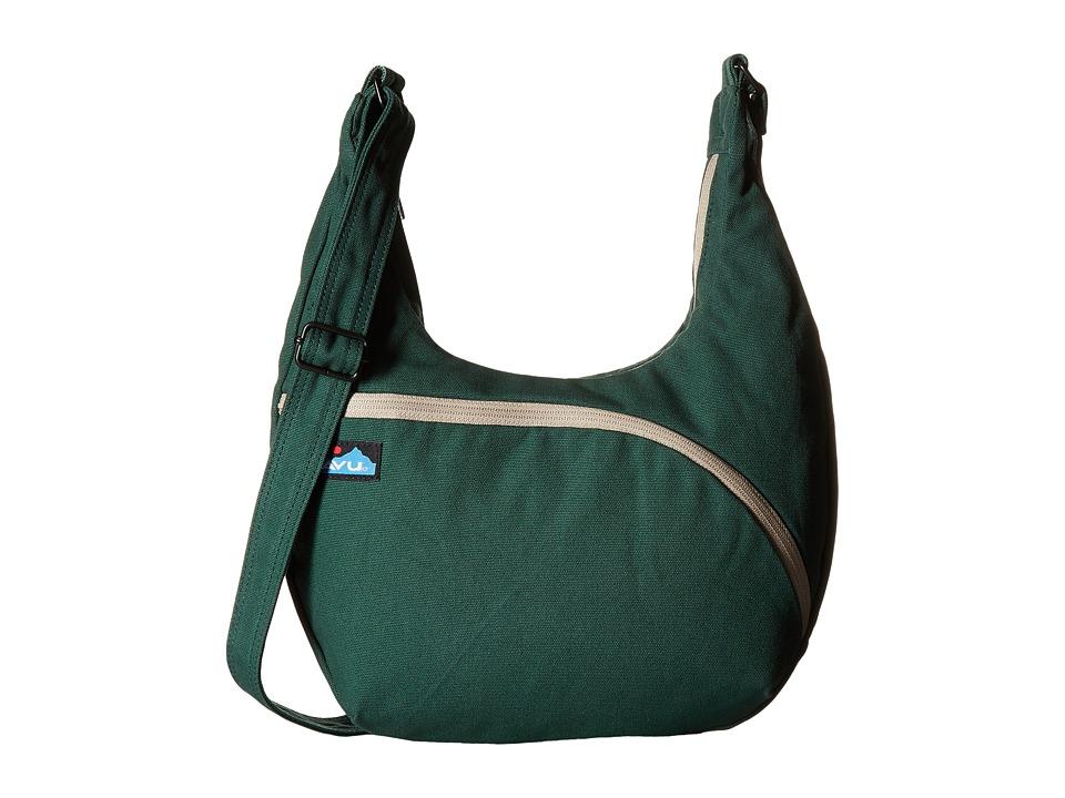 KAVU - Sydney Satchel (Pine) Satchel Handbags