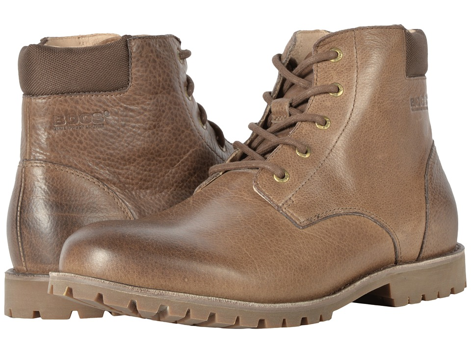 Bogs Johnny 5-Eye Boot (Hazelnut) Men