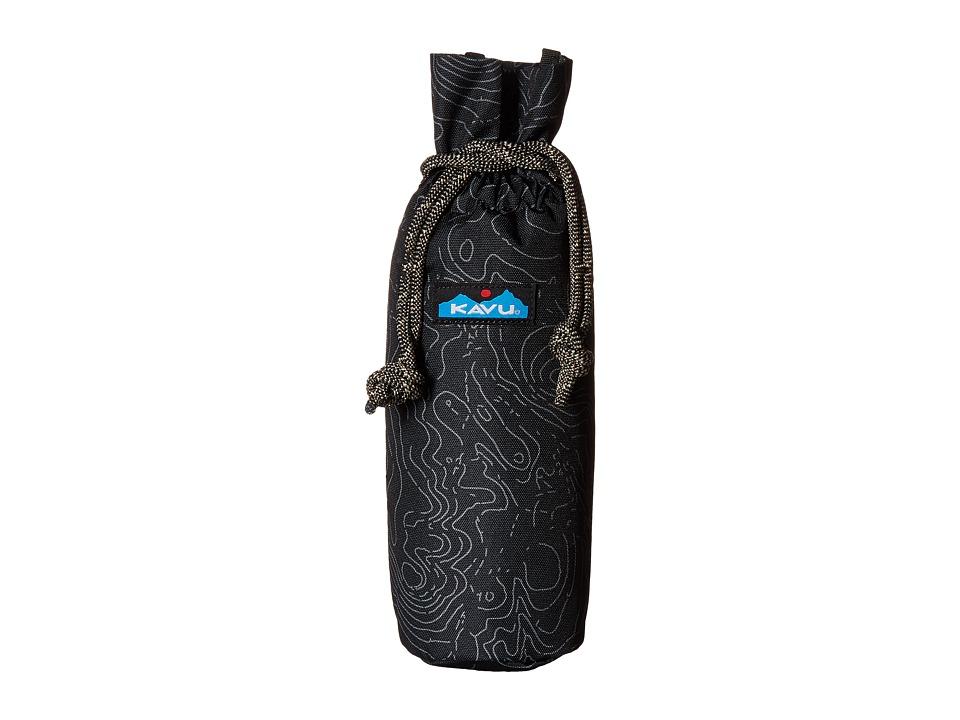 KAVU - Napa Sack (Black Topo) Bags