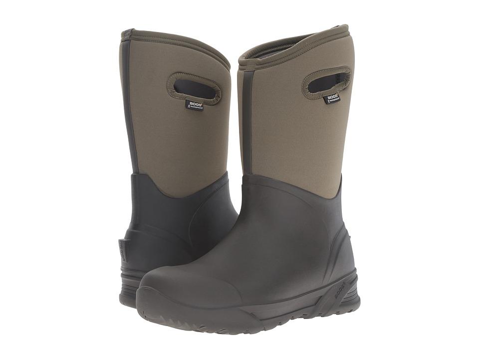 Bogs Bozeman Tall Boot (Olive) Men