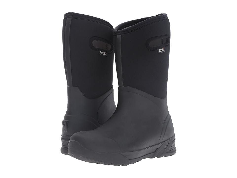 Bogs Bozeman Tall Boot (Black) Men