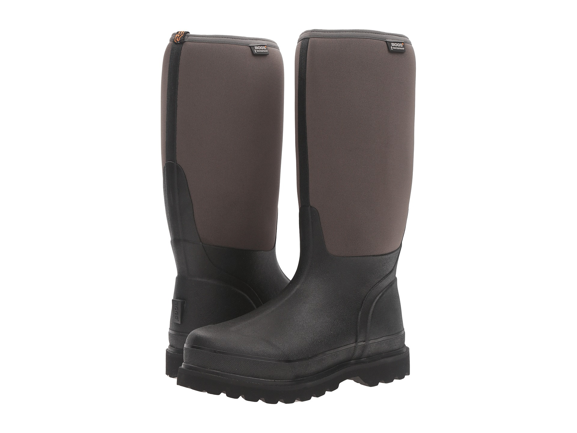 Black Wide Calf Boots, Black | Shipped Free at Zappos