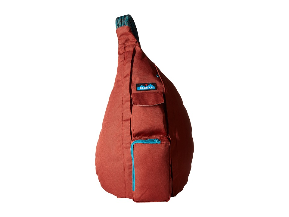 KAVU - Rope Sling (Brick) Sling Handbags