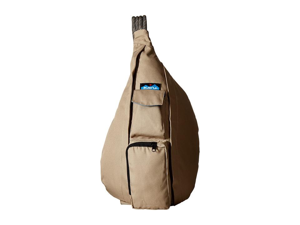KAVU - Rope Sling (Taupe) Sling Handbags