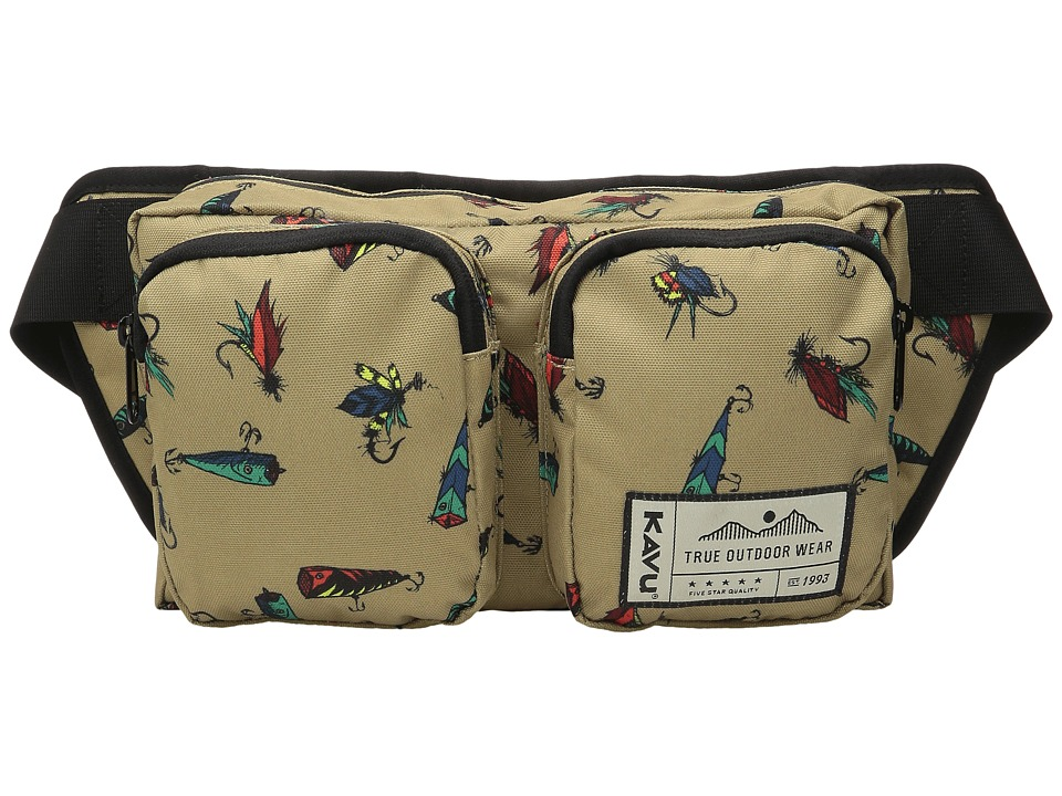 KAVU - Pacer Pack (Top Water) Bags