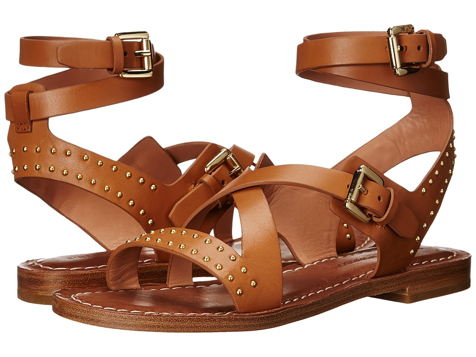 Sigerson Morrison - Ainsley (Brown Leather) Women
