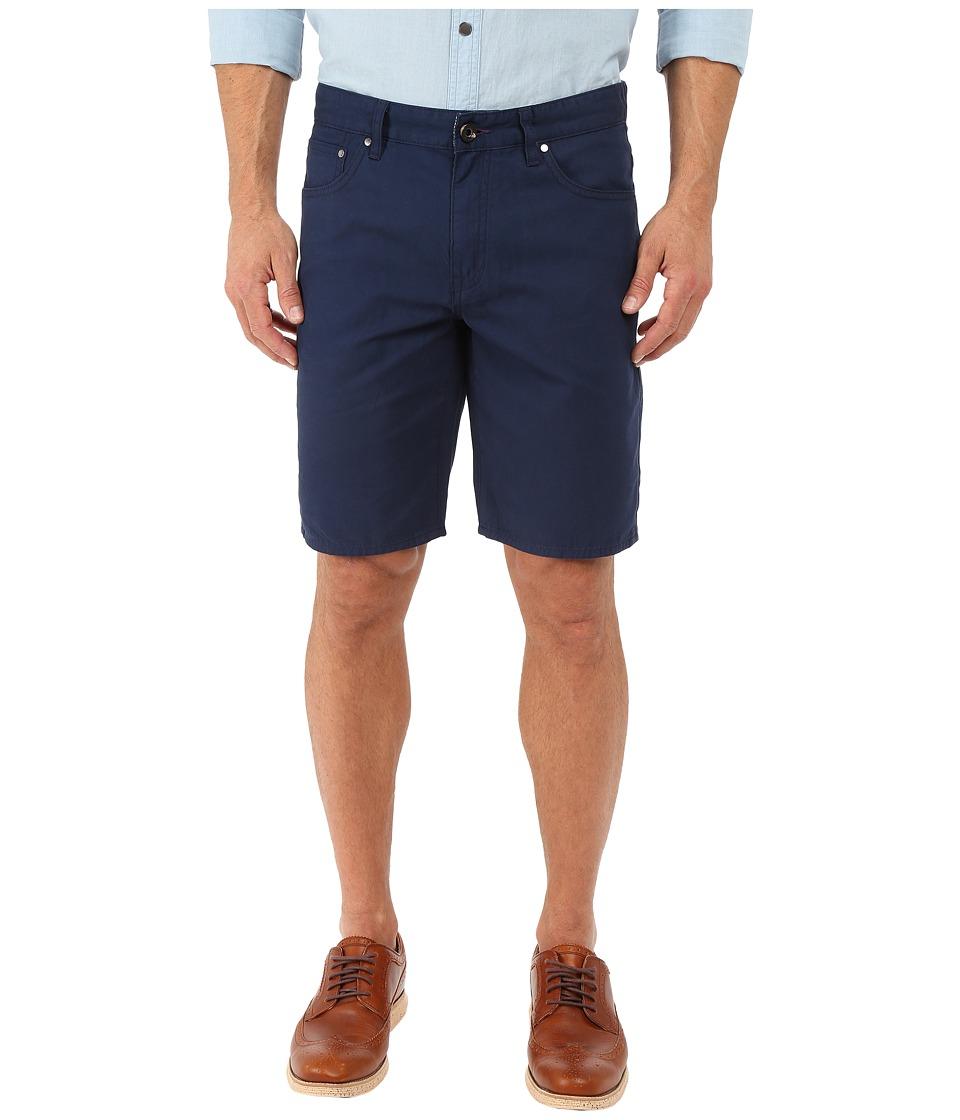 Ted Baker Fivesho Five Pocket Shorts Navy Mens Shorts